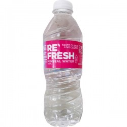 REFRESH MINERAL WATER 350ML