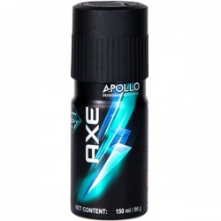 AXE BODY SPRAY APOLLO 150ML