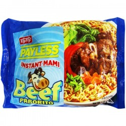 PAYLESS INSTANT MAMI BEEF 55G