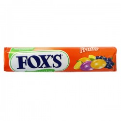 FOXS CRYSTAL CLEAR FRUIT 38G