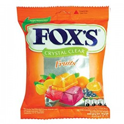 FOXS CRYSTAL CLEAR FRUITS