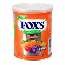 FOXS CRYSTAL CLEAR FRUITS...