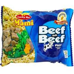 LUCKY ME MAMI BEEF NA BEEF...