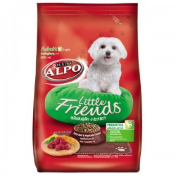 ALPO LITTLE FRIENDS BEEF &...