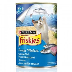 FRISKIES ADULT OCEAN FISH...