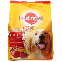 PEDIGREE ADULT BEEF &...