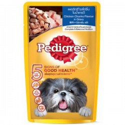 PEDIGREE CHICKEN CHUNKS IN...