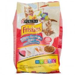 PURINA FRISKIES KITTEN...
