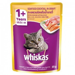 WHISKAS SEAFOOD COCKTAIL IN...