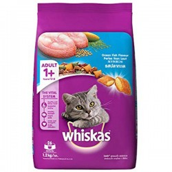 WHISKAS OCEAN FISH FLAVOR...