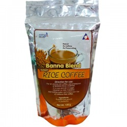 BANNA BLEND RICE COFFEE 125G