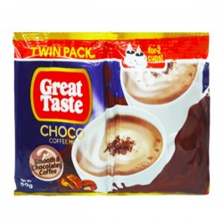 GREAT TASTE CHOCO COFFEE...
