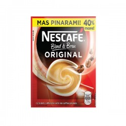 NESCAFE BLEND&BREW ORIGINAL...