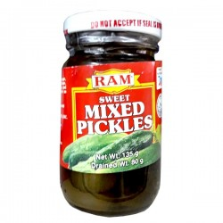 RAM SWEET MIXED PICKLES 135G