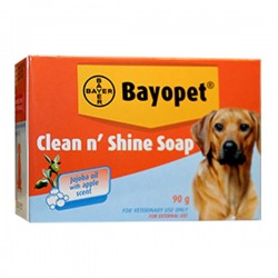 BAYOPET CLEAN-N' SHINE SOAP...