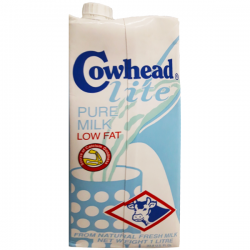 COWHEAD LITE PURE MILK LOW...