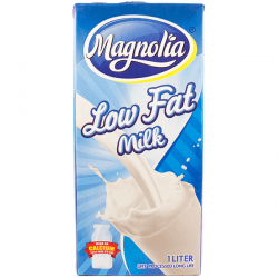 MAGNOLIA LOW FAT MILK 1 LITER