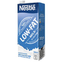 NESTLE LOW-FAT MILK 1 LITER