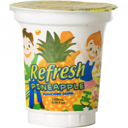 REFRESH PINEAPPLE FLAVORED...