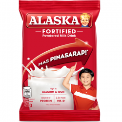 ALASKA POWDERED MILK DRINK...