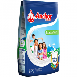 ANCHOR FAMILY MILK 900G