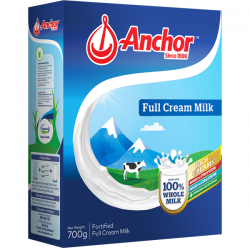 ANCHOR FULL CREAM MILK...