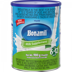 BONAMIL MILK SUPPLEMENT...