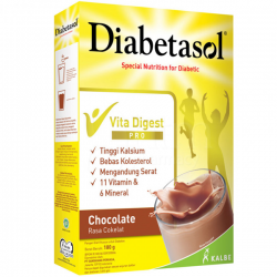 DIABETASOL CHOCOLATE POWDER...