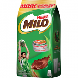 MILO CHOCO MALT POWDERED...