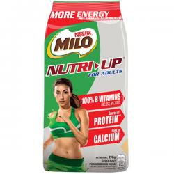 MILO NUTRI-UP FOR ADULTS 390G