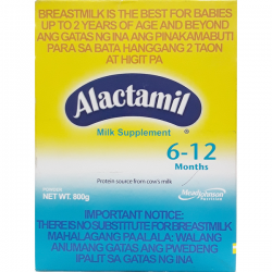 ALACTAMIL MILK SUPPLEMENT...