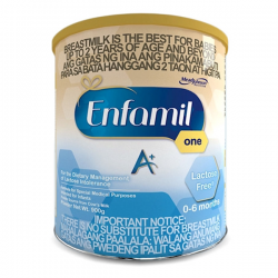 ENFAMIL ONE A+ LACTOSE FREE...