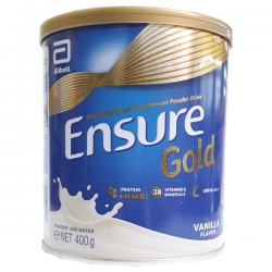 ENSURE GOLD VANILLA FLAVOR...