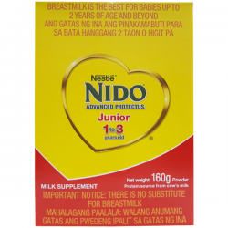 NIDO JUNIOR 1-3 YEARS OLD...