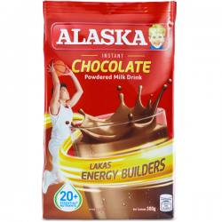 ALASKA CHOCOLATE POWDERED...