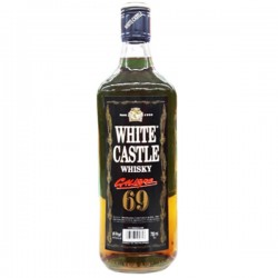 WHITE CASTLE WHISKY 69 700ML