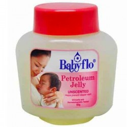 BABYFLO PETROLEUM JELLY...