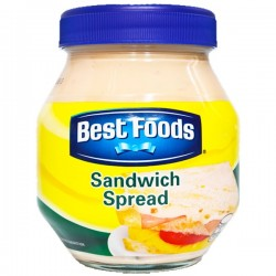 BEST FOODS SANDWICH SPREAD...