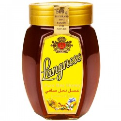 LANGNESE PURE BEE HONEY 500G