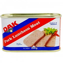 DAK PORK LUNCHEON MEAT 200G