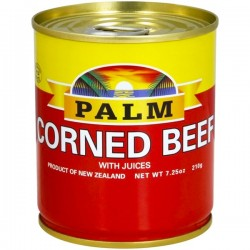 PALM CORNED BEEF WITH...