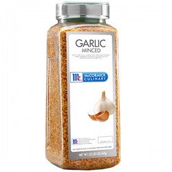 MC CORMICK CULINARY GARLIC...