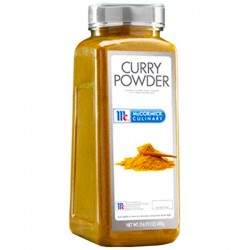 MC CORMICK CURRY POWDER 480G
