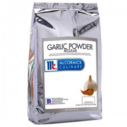 MC CORMICK GARLIC POWDER...
