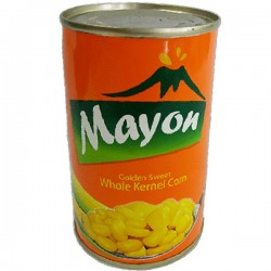 MAYON WHOLE KERNEL CORN 425G