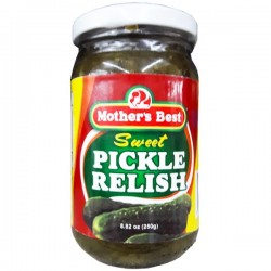 MOTHER'S BEST SWEET PICKLES...