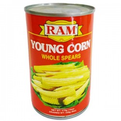RAM YOUNG CORN WHOLE SPEARS...
