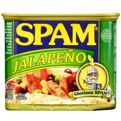 SPAM JALAPENO 340G