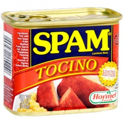 SPAM TOCINO LUNCHEON MEAT 340G
