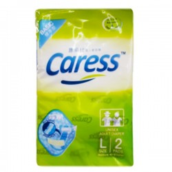 CARESS UNISEX ADULT DIAPER...